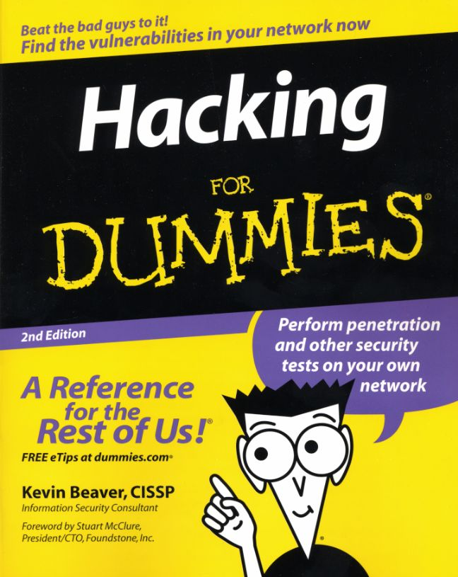 Hacking for Dummies 2nd Edition